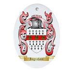 Ingraham Ornament (Oval)