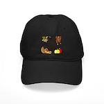 Happy Fall YAll Autumn Thanksgiving Baseball Hat