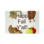 Happy Fall YAll Autumn Thanksgiving Magnets