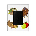 Happy Fall YAll Autumn Thanksgiving Picture Frame