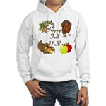 Happy Fall YAll Autumn Thanksgiving Hoodie