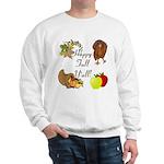 Happy Fall YAll Autumn Thanksgiving Sweatshirt