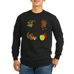 Happy Fall YAll Autumn Thanksgiving Long Sleeve T-