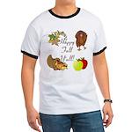 Happy Fall YAll Autumn Thanksgiving T-Shirt