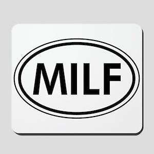 MILF Mousepad
