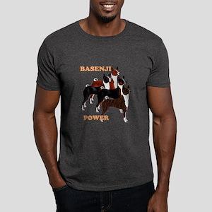 Basenji power Dark T-Shirt