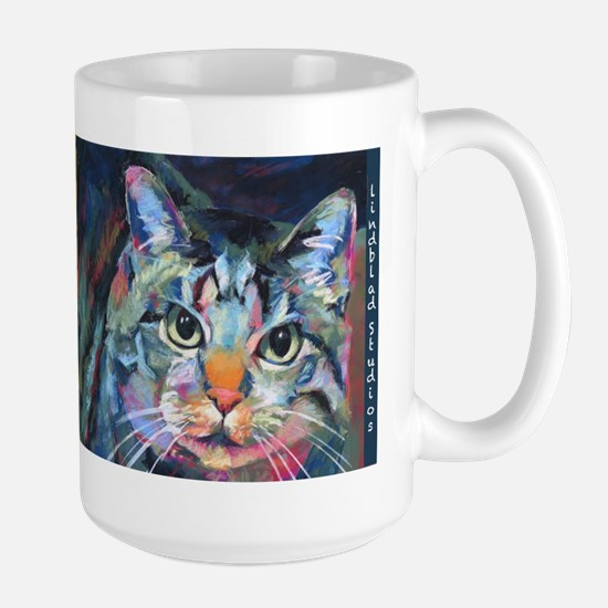 Cats Cup Large Mugs