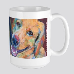 Dogs Cup For Lindblad Studios Large Mugs