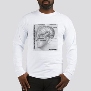 Concussions Long Sleeve T-Shirt