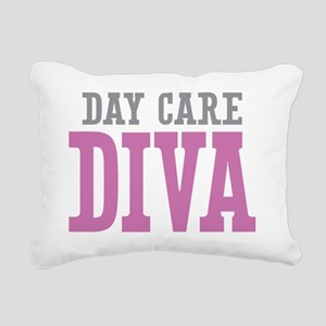 Day Care DIVA Rectangular Canvas Pillow