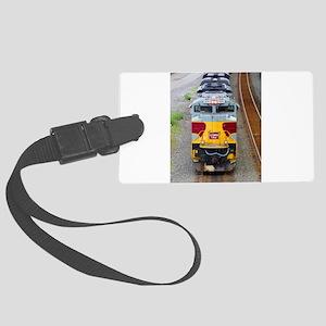 Norfolk Luggage Tag