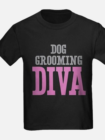 Dog Grooming DIVA T-Shirt
