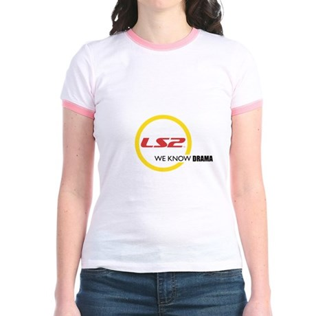 LS2.com Jr. Ringer T-Shirt