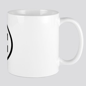 EEE Oval Mug
