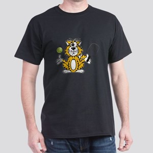 Purrr-fect Pickleball Cat T-Shirt