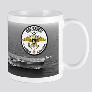 USS Essex CVA-9 CVS-9 Mug
