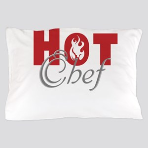 Hot Chef Pillow Case