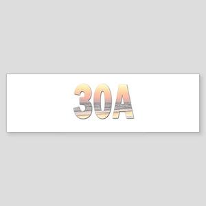 30A Bumper Sticker