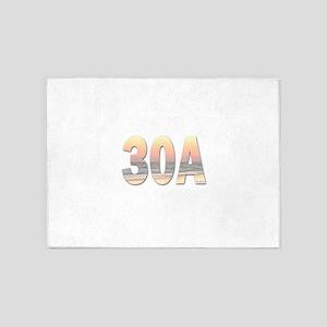 30A 5'x7'Area Rug
