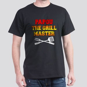 Papou The Grill Master T-Shirt