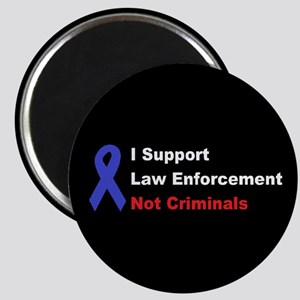 support law enforcement Magnet