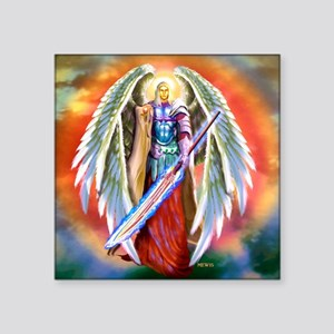 Angel Michael Sticker