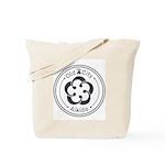 Mulberry Emblem Tote Bag