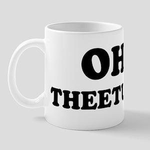 Oh Shiiii....... Mug