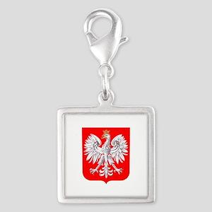 Polska Football Coat of Arms Euro 2012 Tour Charms