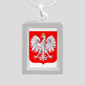Polska Football Coat of Arms Euro 2012 T Necklaces