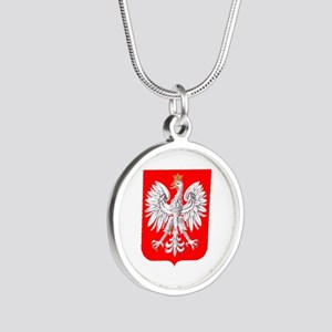 Polska Football Coat of Arms Euro 2012 T Necklaces
