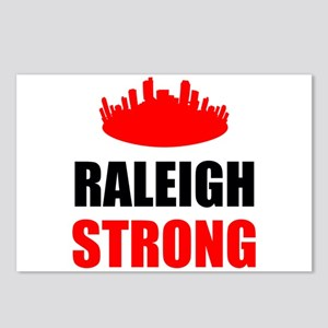 Raleigh Strong Postcards (Package of 8)