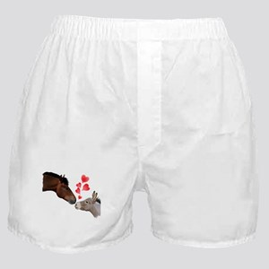 will you be my valentine Boxer Shorts