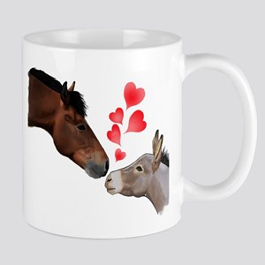 will you be my valentine Mugs