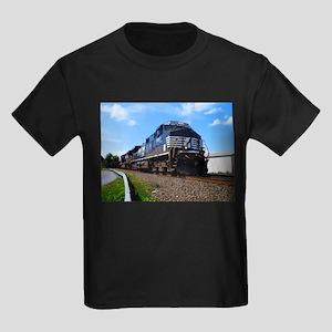 Norfolk Southern Kids Dark T-Shirt Different Color