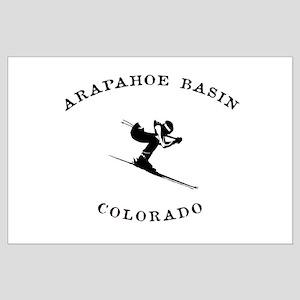 Arapahoe Basin Colorado Ski Posters