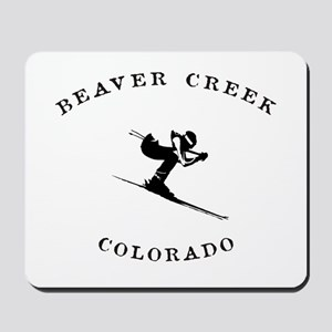 Beaver Creek Colorado Ski Mousepad