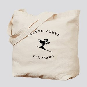 Beaver Creek Colorado Ski Tote Bag