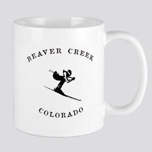Beaver Creek Colorado Ski Mugs