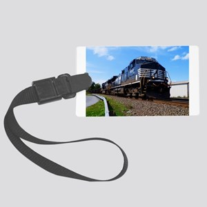 Norfolk Southern Large Luggage Tag