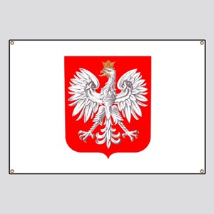 Polska Football Coat of Arms Euro 2012 Tour Banner