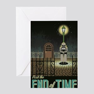 Chrono Trigger End of Time Greeting Cards
