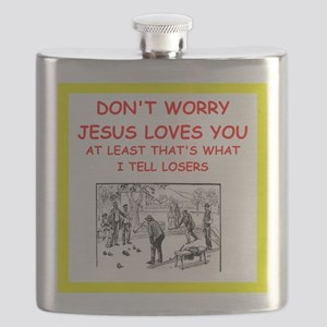 bocce joke Flask