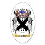 Ingoldsby Sticker (Oval)