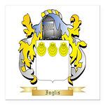 Inglis Square Car Magnet 3