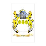 Inglis Sticker (Rectangle 10 pk)