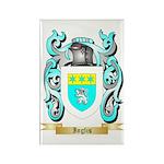 Inglis (Scotland) Rectangle Magnet (100 pack)