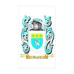 Inglis (Scotland) Sticker (Rectangle 50 pk)