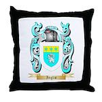 Inglis (Scotland) Throw Pillow