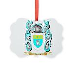 Inglis (Scotland) Picture Ornament